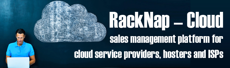 RackNap – Cloud sales management platform for cloud service providers, hosters and ISPs