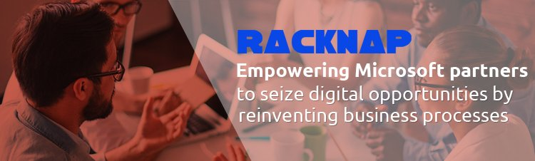 How RackNap is assisting Microsoft partners to fulfill Satya Nadella's dream of leading the digital transformation – a Microsoft Ignite special.