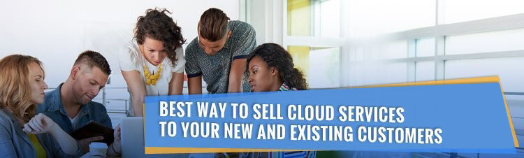 sell cloud services