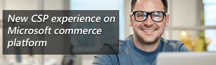 new commerce experience for Azure